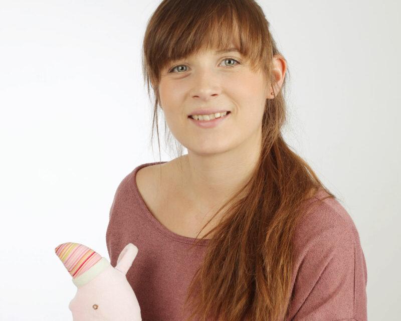 Porträt Peggy Herzberg